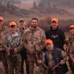 Happy Hunter at Colorado Elk Camp