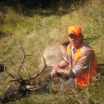Drop Camp Bull Elk