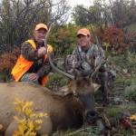 Number 2 Bull Elk