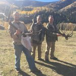 1st Rifle High Country Elk Hunt