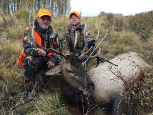 Over The Counter Rifle Elk Hunt