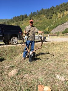 Muzzle Loader Colorado Drop Camp