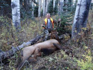 Semi Guided Bull Elk Hunt